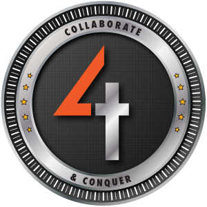 T4T Silver Token Front
